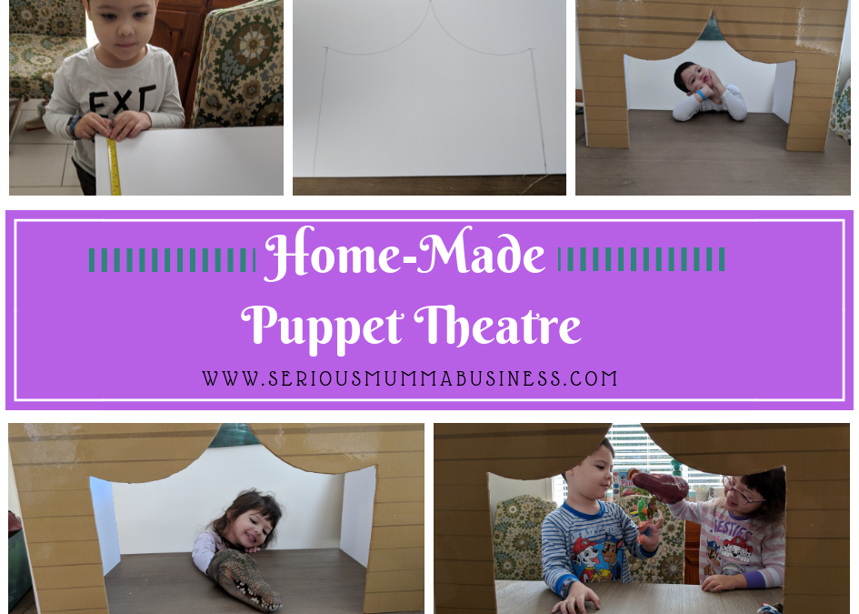 Home-Made Puppet Theatre